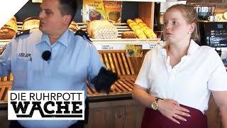 Anschlag auf Schwangere in Bäckerei! Wollen die Kunden sie rausekeln? | Die Ruhrpottwache | SAT.1 TV