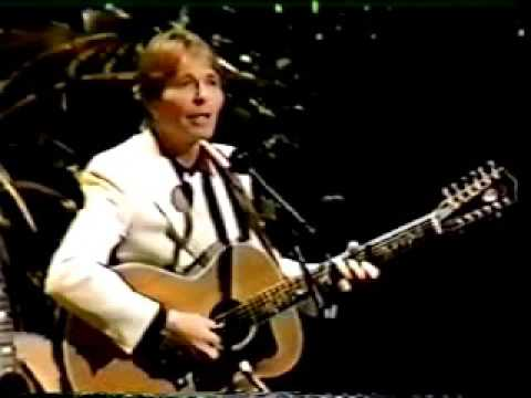 John Denver   at The Apollo Theater 10261982 Full