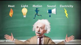 Educational - Einstein - Math in the World Around Us
