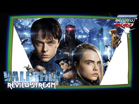 VALERIAN Movie Review (Live!)