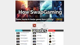 SwapGaming.com - Guide for Dota 2 Item Swaps