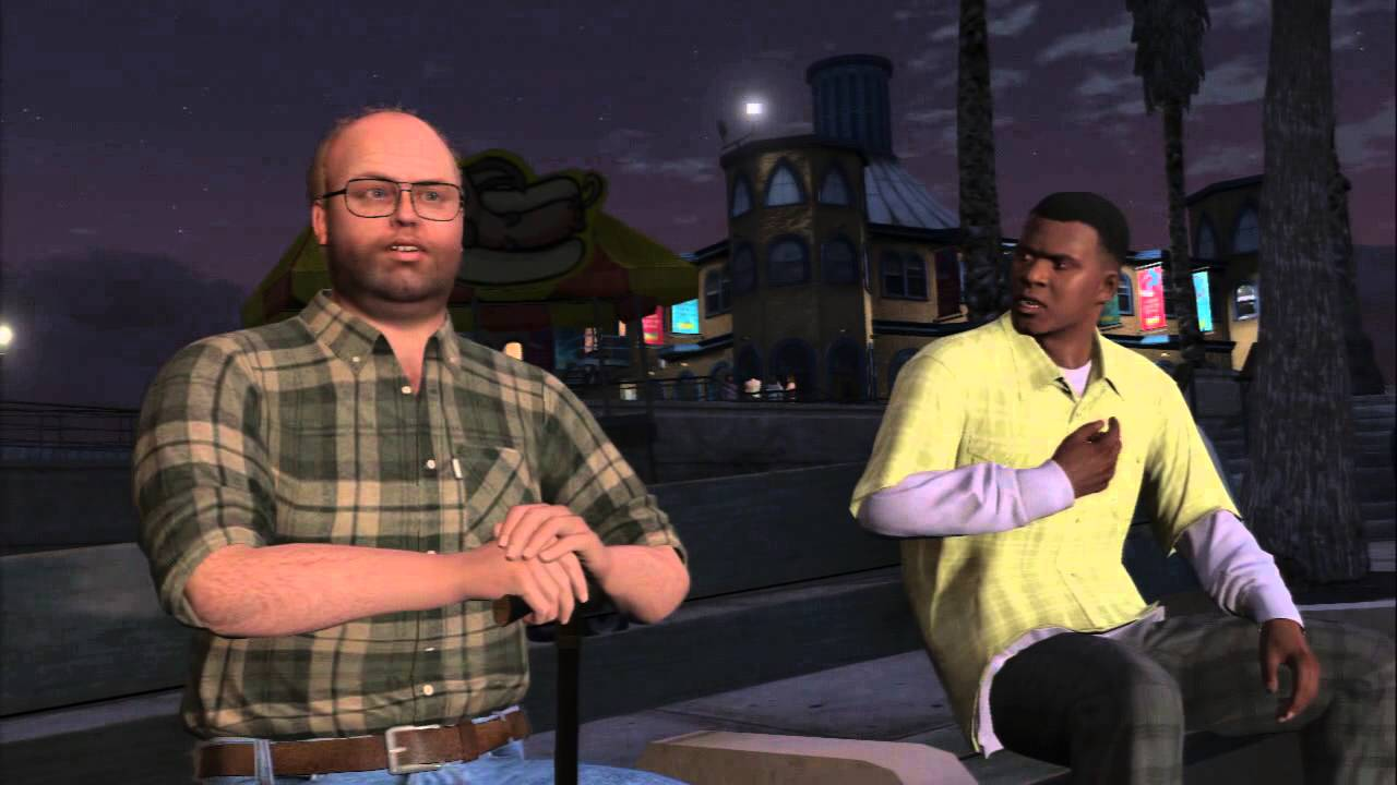 Grand Theft Auto V The Hotel Assassination Lester Crest