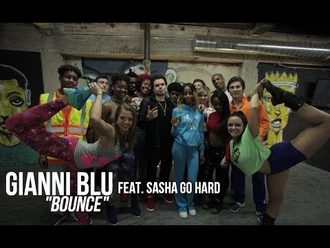 Gianni Blu Ft. Sasha Go Hard - Bounce [Label Submitted]
