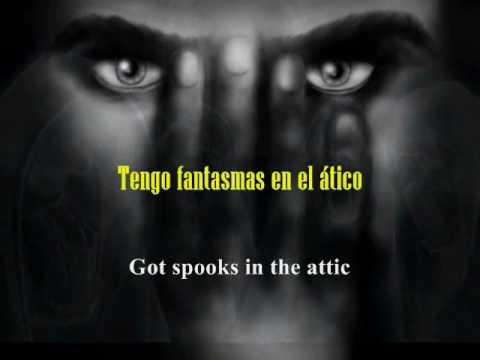 EDGUY - spooks in the attick(en español)