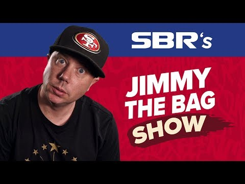Jimmy The Bag Show - Breaking Down Ducks vs. Flames, Lightning Vs. Avalanche