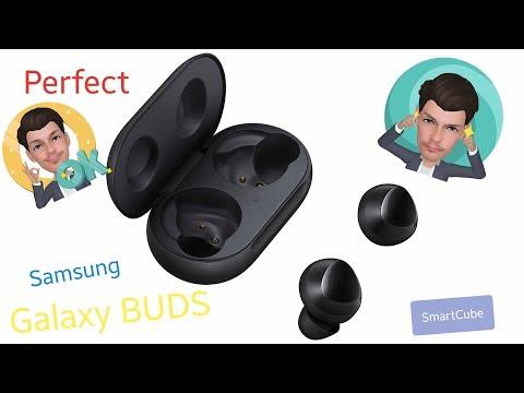 Обзор и опыт использования Samsung Galaxy BUDS  Гелекси БАДС
