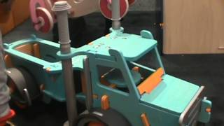 Buildex (no Tools) Wood Toys & Furniture @ Toy Fair