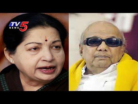 Karunanidhi Raises Questions over Jaya's Sign on CM Portfolio Reallocation   TV5 News