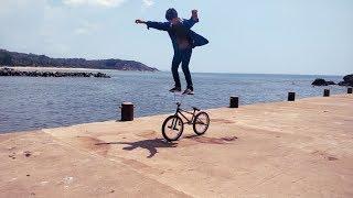 MOST DANGER BMX BIKE STUNTS BY YUSUF