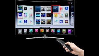 Demonstração do app Smart IPTV na TV LG 47LA6200-SA