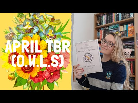 My first ever O.W.L's Readathon - TBR 2020 from YouTube · Duration:  6 minutes 4 seconds