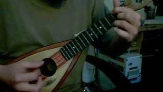 Music box waltz - ukulele Thumbnail
