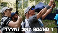 lcgm8 Disc Golf - Tyyni 2017 Round 1 MA2