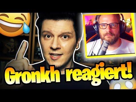 GRONKH REAGIERT auf Gronkh lügt euch ALLE an! - Geheidert! 😂 (WARNUNG: IRONIE)