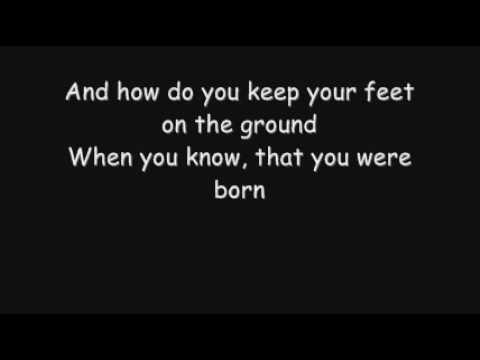 Born To Fly by Sara Evans Lyrics On Screen