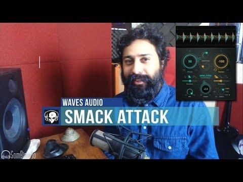 💎 Adicionando Impacto e Sustain na Mixagem com o Waves Smack Attack