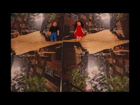 Cairokee Neaady El Sharea Sawa | كايروكي - اغنية نعدي الشارع سوا - stop motion clip