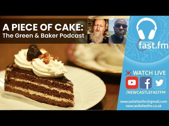 TOPIC: Mental Health || A Piece of Cake Podcast | Ustadh Abdurraheem Green & Ustadh Alyas Karmani
