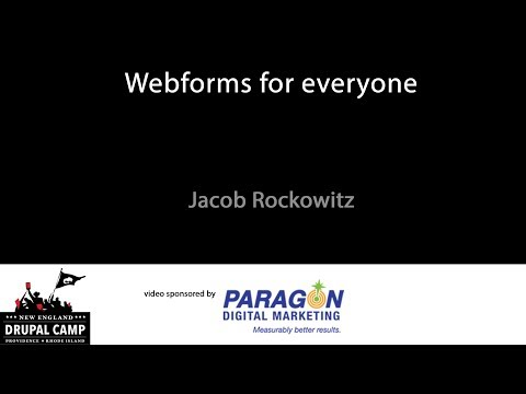 Webforms for everyone thumbnail