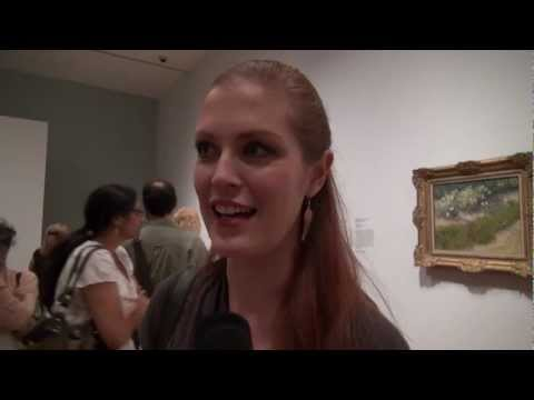 Van Gogh: Up Close, opening night at the National Gallery of Canada