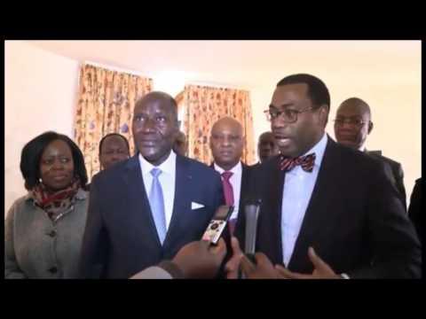 CONFERENCE DE DAVOS: L'ENERGIE EN AFRIQUE