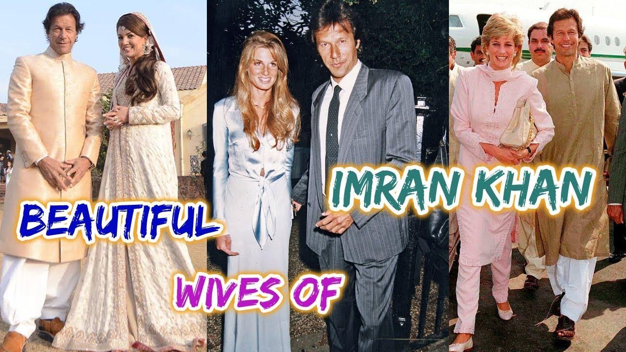 e2dd61b5bb6b Imran khan pakistan prime minister beautiful wives former pakistan  cricketer jpg 1280x720 Imran khan cricketer and