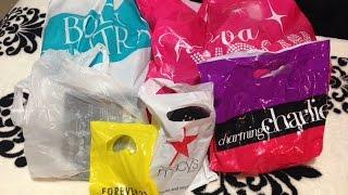 Giveaway 6k: MASSIVE Shopping Haul for YOU Thumbnail
