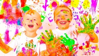 Играем вместе. Пальчиковые краски. Развитие ребенка и Детское творчество. Ксюша и Алиса.(Играем вместе. Пальчиковые краски. Развитие ребенка и Детское творчество. Ксюша и Алиса. Пальчиковые каски..., 2016-09-23T11:33:22.000Z)