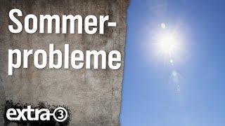 Sommerprobleme