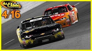 iRacing - Alex Labbe Season of Champions at Richmond |Round 4/16|