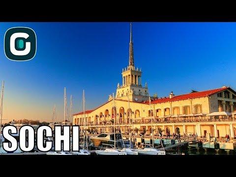 Sochi, Casa Do Brasil Na Rússia | De Olho No Mundial- Gazeta Esportiva (23/05/18)