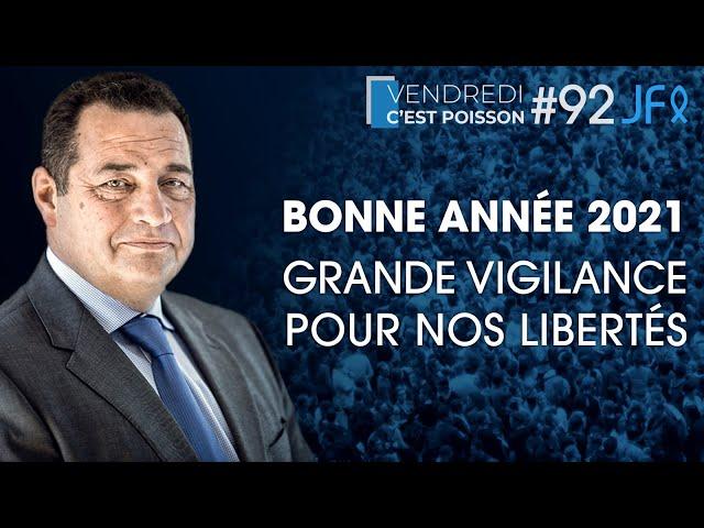 Bonne année 2021 Grande vigilance pour nos libertés | VCP 92