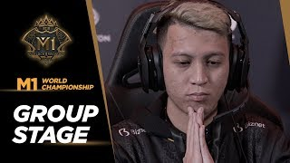 BERMAIN TANPA LEMON | M1 MOBILE LEGENDS WORLD CHAMPIONSHIP 2019