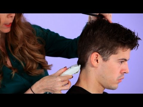 how-to-cut-a-man's-hair-with-clippers-|-hair-cutting