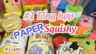 HOMEMADE SQUISHY COLLECTION #1 | Liam Channel