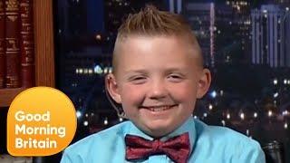 Nine-Year-Old Boy Overturns 100 Year Snowball Ban | Good Morning Britain