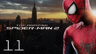 видео Прохождение The Amazing Spider-Man 2 - Новый Человек Паук 2