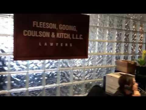 Fleeson Gooing - Law Firm - Mannequin Challenge