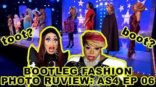 BOOTLEG FASHION PHOTO RUVIEW: All Stars 4 Episode 6 with Vivacious!!