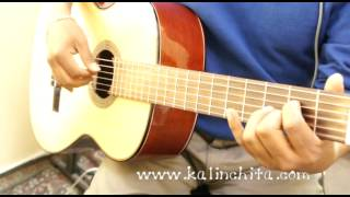 Dos Almas - Leo Marini - Como tocar en guitarra acordes