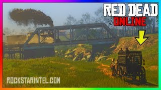 Red Dead Online - FIRST LEAKED MULTIPLAYER GAMEPLAY INTRO SCREENSHOT! (RDR2 News Leaks)