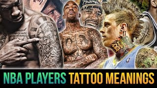 "The Meanings Behind Tattoos Of NBA Players! Kobe, LeBron, Chris ""Birdman"" Anderson & More"