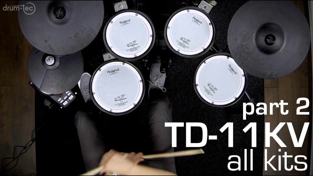 The roland td-11kv v-compact electronic drum kit is an affordable, easy-to use. Click here to buy roland td-11kv v-drums v-compact drum kit and your.