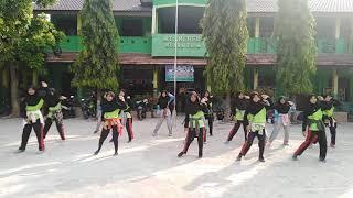 Download lagu Senam Haning Dayak MTsN 1 Muara Enim Sumsel