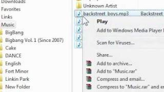 How to create a new playlist in Windows Media Player