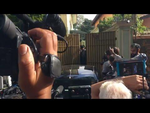 Car carrying ex-Brazil president Temer leaves house after arrest order