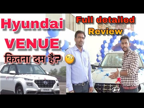 Hyundai VENUE Review And Features Performance| Moris Creation