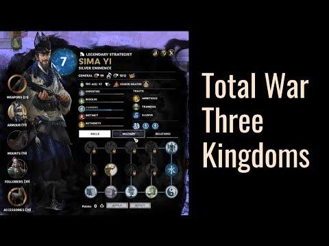 Sima Yi: Getting Him in Total War Three Kingdoms  