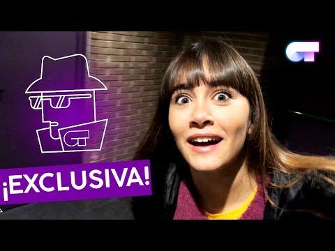 ¡EXCLUSIVA! El INFILTRADO en BARCELONA | OT 2017