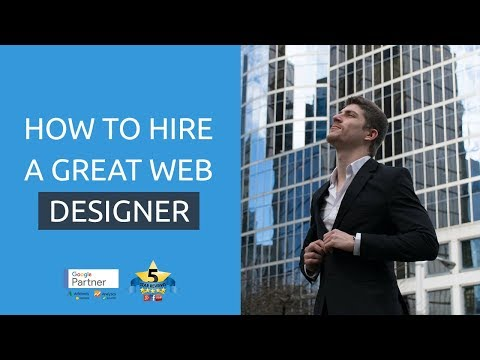 Top Things to Look for in a Good Web Designer